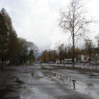 г. Пустошка, осень, 2009, Пустошка
