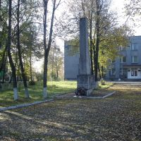 монумент, Пустошка