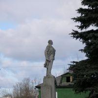 Ленин жив, живет в Пустошке, Пустошка