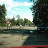 Где-то на главной улице (Ю-В), Пустошка