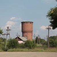 Пустошка. Водонапорная башня. Water Tower, Пустошка