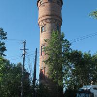 Пустошка. Водонапорная башня. Pustoshka. Water Tower, Пустошка