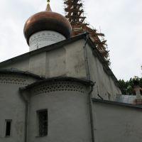 Святогорский монастырь, Пушкинские Горы