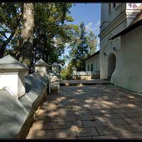Площадка у собора. Осень 2011, Пушкинские Горы