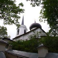 Святогорский Успенский монастырь, Пушкинские Горы