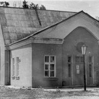 bijusī Abrenes luterāņu baznīca, vēlāk muzejs 1991, Пыталово