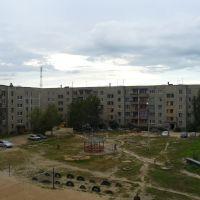 ул. Белорусская, Пыталово