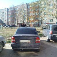 Пыталово, улица Белорусская, Пыталово