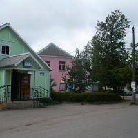 Пыталово, улица Пионерсая, Пыталово
