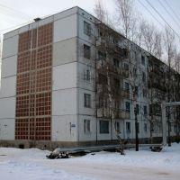 ул. Юнкерова, д. 15, Пыталово