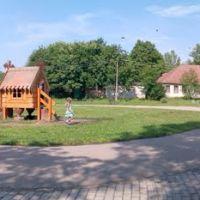 детская площадка, Пыталово