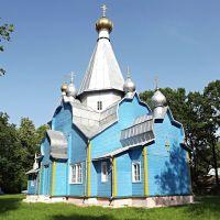 Церковь Никольская, Пыталово