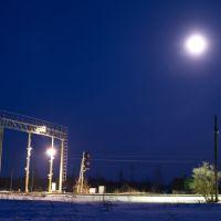 Ночная станция Пыталово, Пыталово