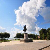 Памятник В.И. Ленину в г.Себеж, Себеж