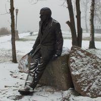 Памятник Гердту З.Е., Себеж