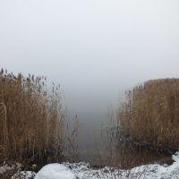 Зимнее озеро, Себеж