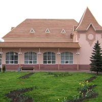 new library, Струги-Красные