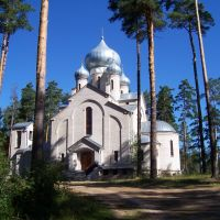 nuova chiesa, Струги-Красные