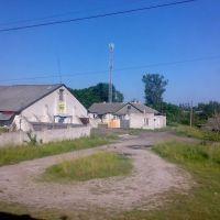 Магазины у железной дороги, Струги-Красные