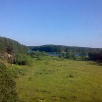 Озеро Черное, Струги-Красные