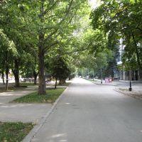 Петровский бульвар, Азов