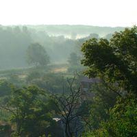 Туман над Азовкой, Азов