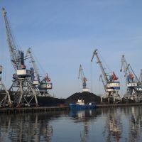 Утро в порту, Азов