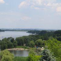 Панорама .Дона, Азов