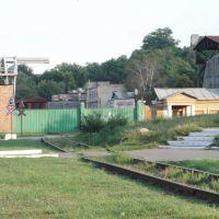 Портовая ж/д, Азов