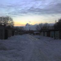 Гаражи (Зима), Алмазный