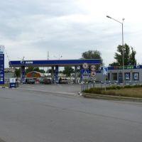 АЗС Газпром на Артёме, Алмазный