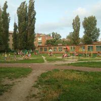 детская площадка, Алмазный