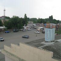 Станция_1, Аютинск