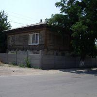 Старинный казачий дом., Аютинск