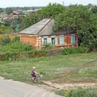 ABANDONED HOUSE - брошеный дом, Аютинск