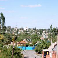 Панорама. Фото Виктора Белоусова., Аютинск