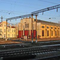 Локомотивное депо Батайск, Батайск
