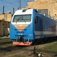 Electric locomotive EP1M-320, Батайск
