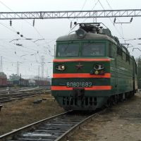 Electric locomotive VL80S-682, Батайск
