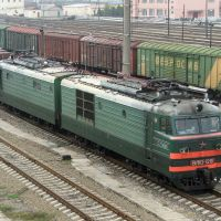 Electric locomotive VL10-1201, Батайск
