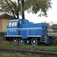 Diesel shunter TGM23-838, Батайск