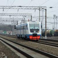 Rail-bus RA2-0014 in Bataysk, Батайск