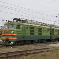 Electric locomotive VL80K-678, Батайск