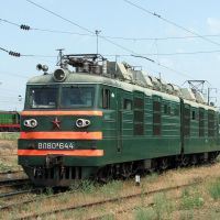 Electric locomotive VL80K-644, Батайск