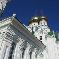 Свято-Троицкий храм. Батайск / Holy Trinity Church. Bataysk, Батайск