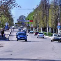 Ул. Вокзальная, Белая Калитва