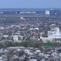 Панорама города, Белая Калитва