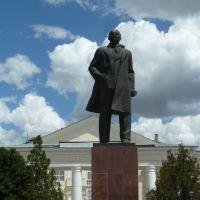 Ленин на Театральной площади, Белая Калитва