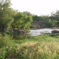 река Калитва (Kalitva River), Белая Калитва