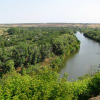 Река Калитва., Белая Калитва